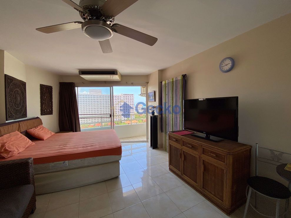 Picture of Studio bed in Condo in View Talay 1 in Jomtien C009240