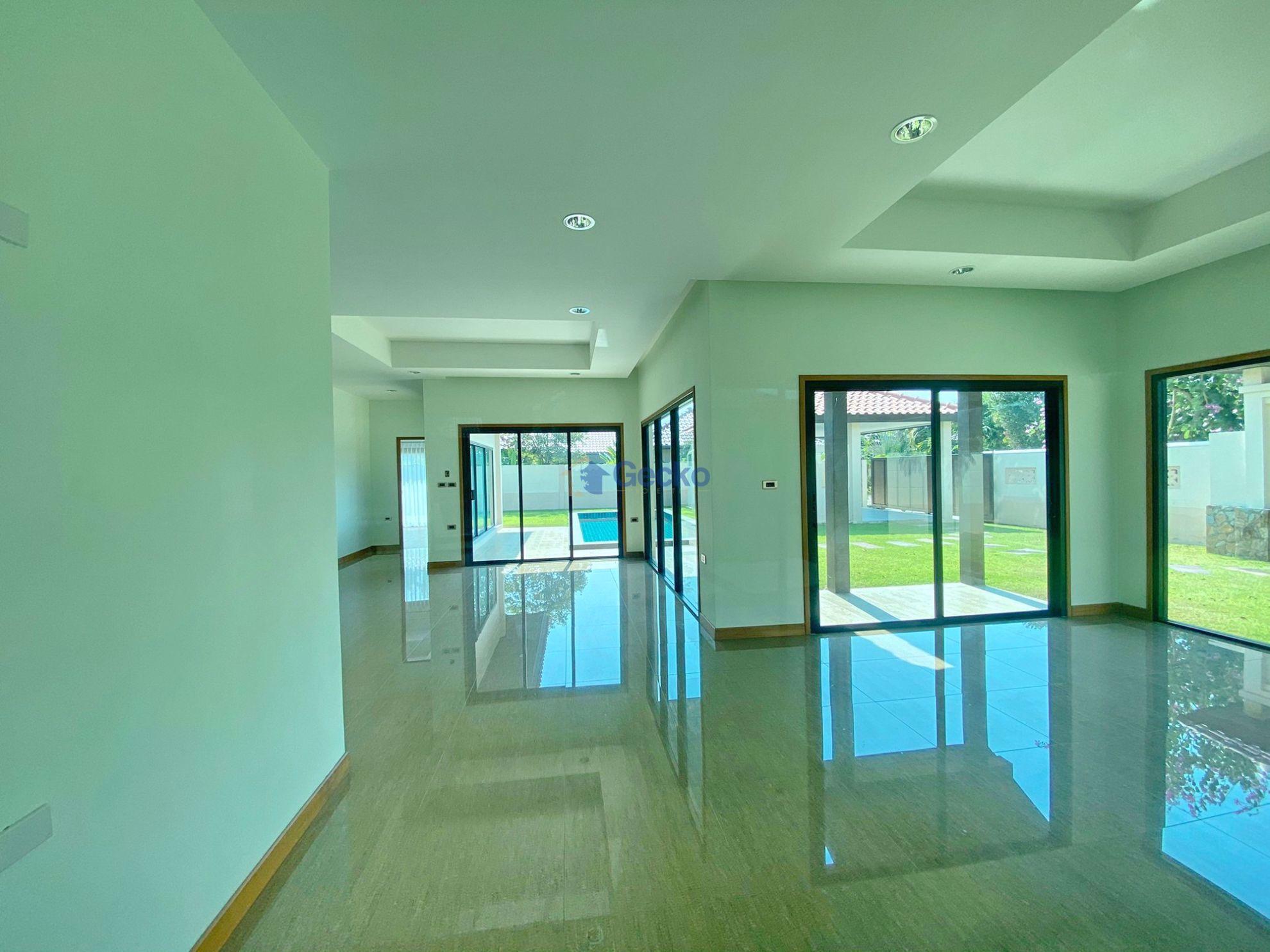 图片 3 Bedrooms bed in House in Baan Balina 3 in Huay Yai H009241
