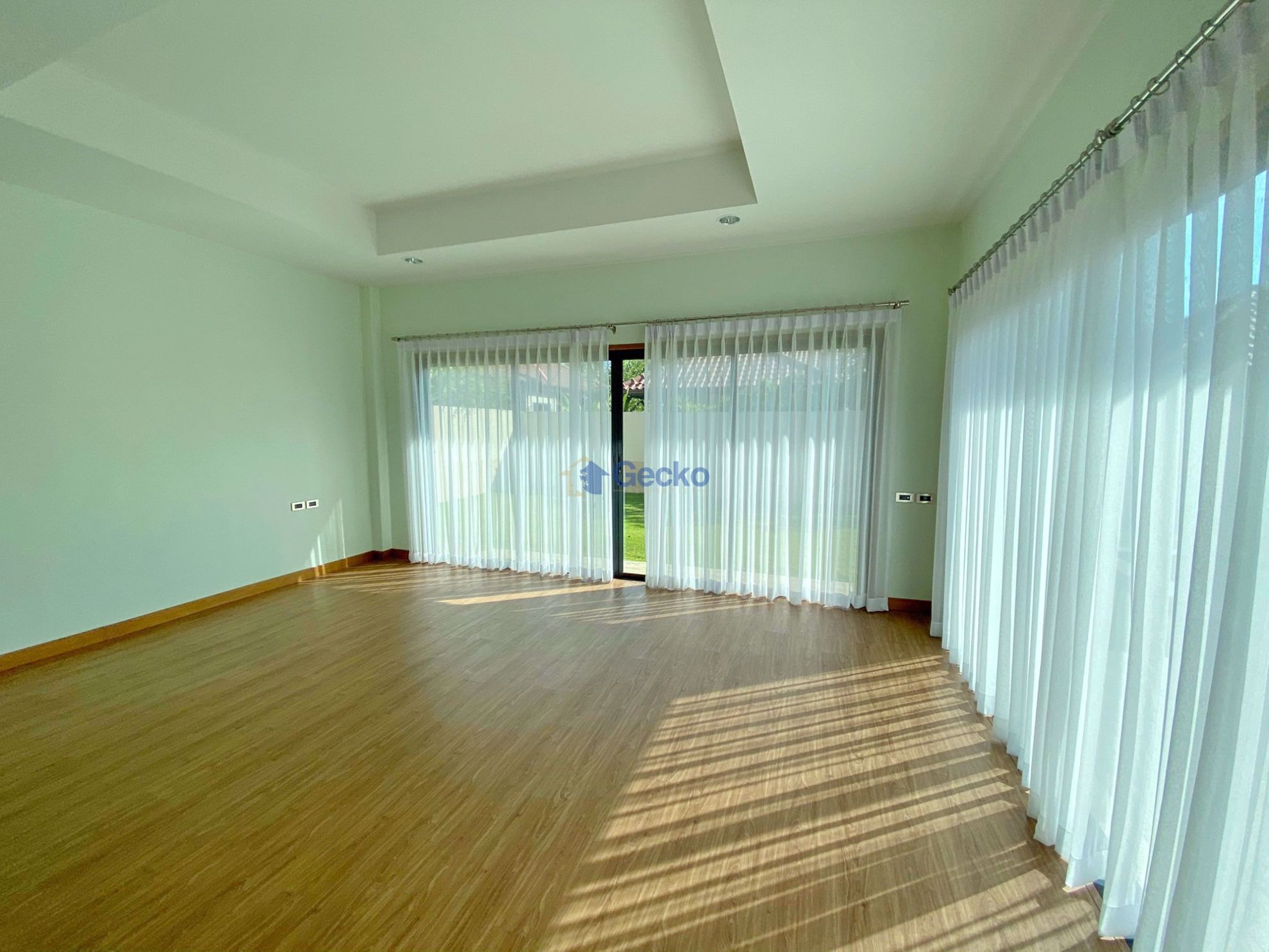Picture of 3 Bedrooms bed in House in Baan Balina 3 in Huay Yai H009242