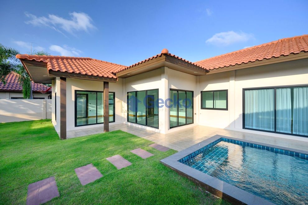 Picture of 3 Bedrooms House in Baan Balina 3  Huay Yai H009242