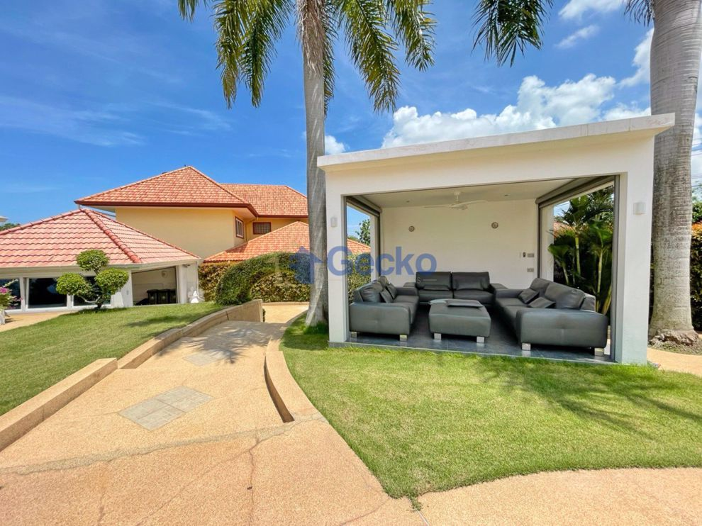 图片 4  Bedrooms bed in House in Miami Villas in East Pattaya H009243