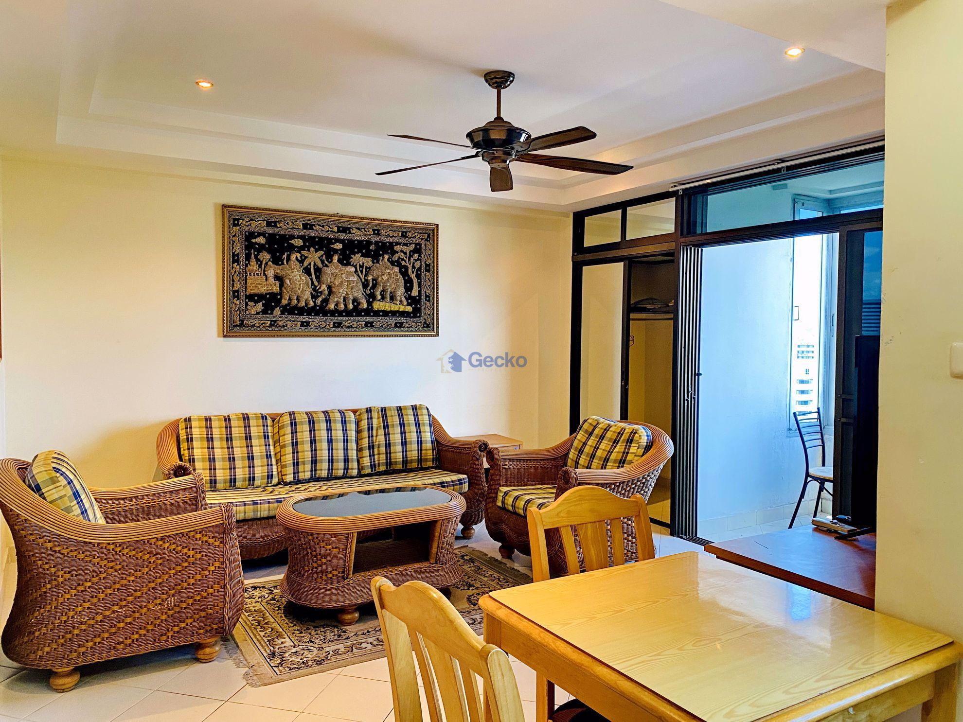รูปภาพ 1  Bedroom bed in Condo in Center Condotel in South Pattaya C009250