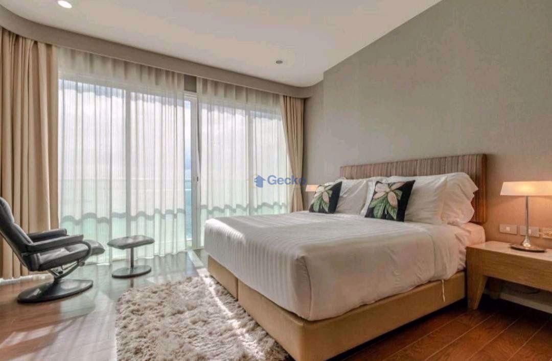 图片 1  Bedroom bed in Condo in Movenpick White Sand Beach Pattaya in Na Jomtien C009259