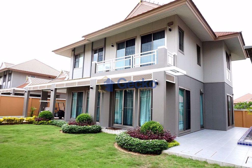 图片 4  卧室 House in Grand Regent Pattaya  东芭堤雅 H009260