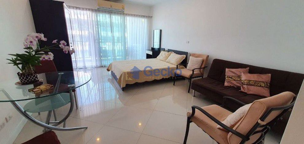 Picture of Studio bed in Condo in Diamond Suites in South Pattaya C009261