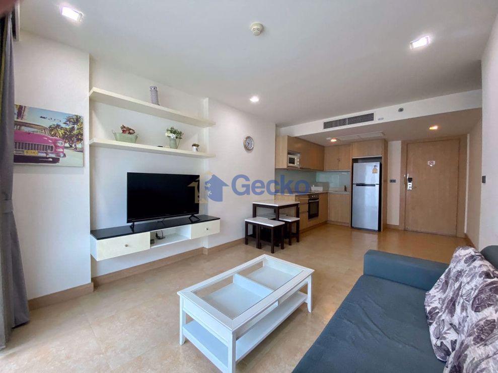 รูปภาพ 1 Bedroom Condo in The Cliff Pratumnak C009272