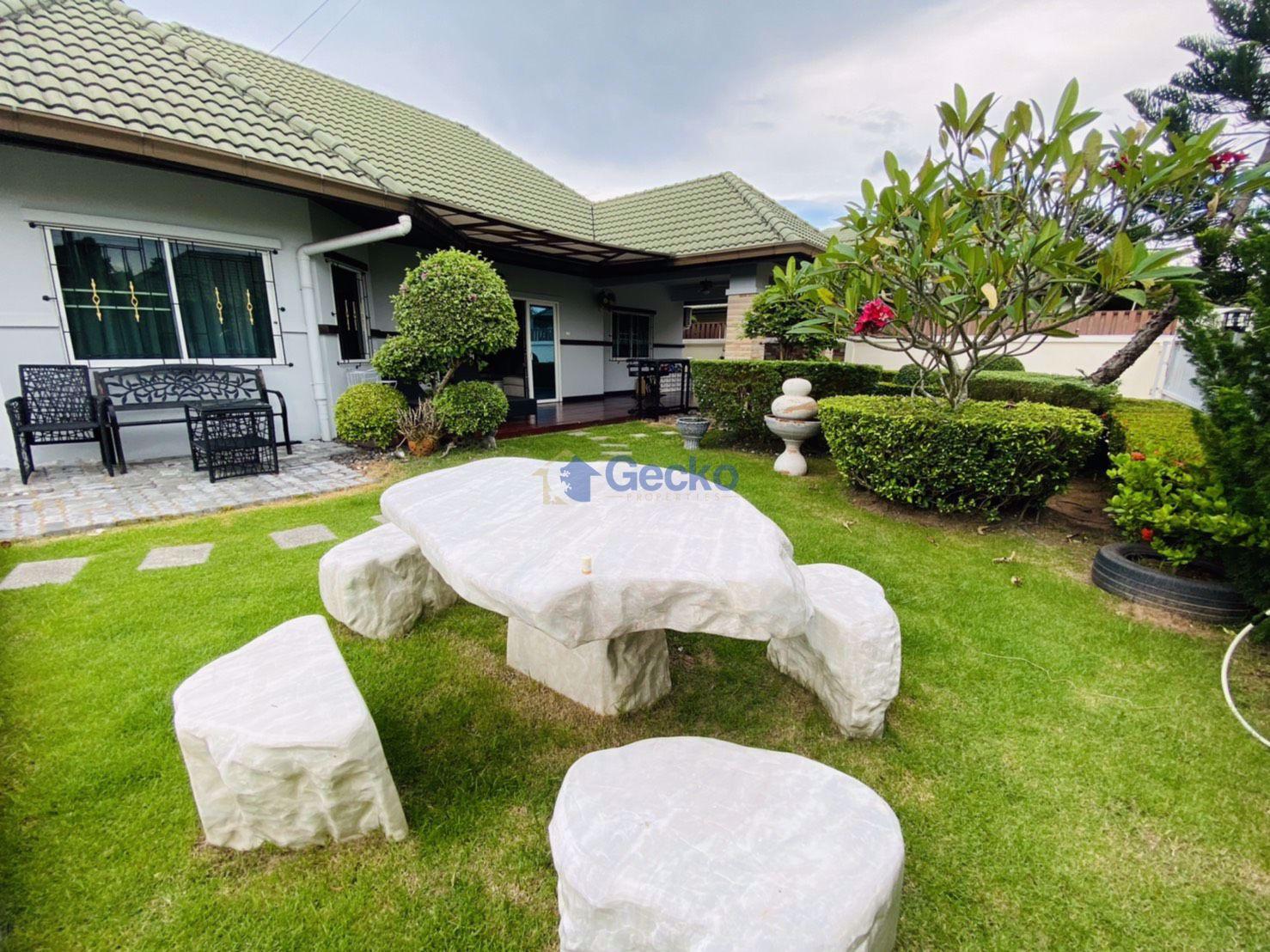 รูปภาพ 3 Bedrooms bed in House in Green Field Villa 3 in East Pattaya H009256