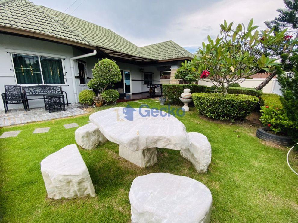 图片 3 Bedrooms bed in House in Green Field Villa 3 in East Pattaya H009256