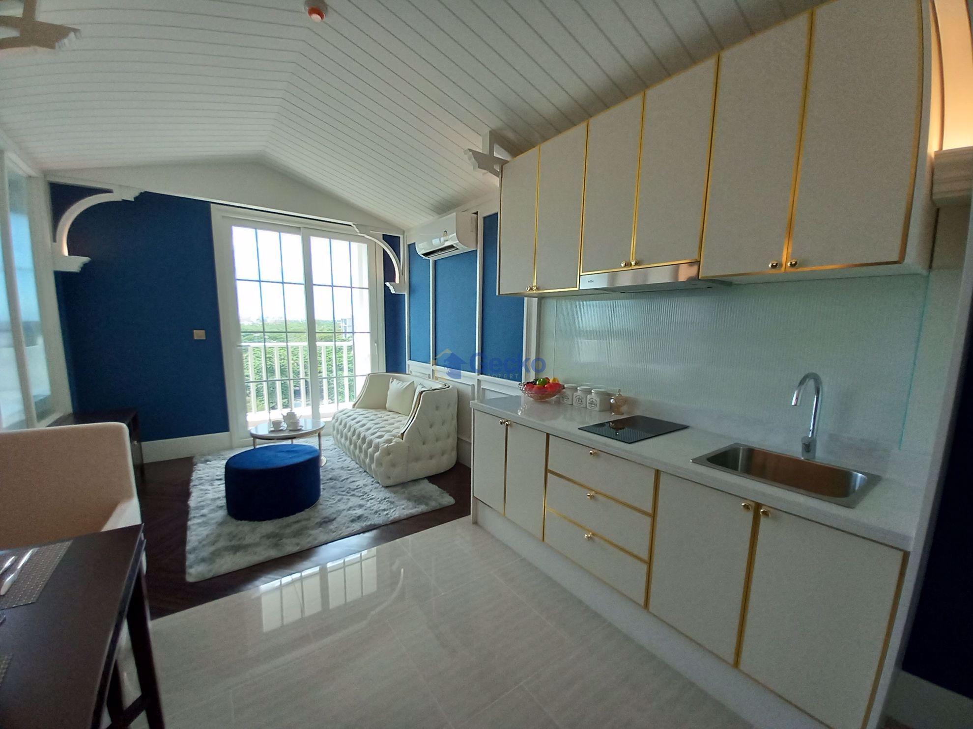 Picture of 1  Bedroom bed in Condo in Grand Florida Beachfront Condo Resort in Na Jomtien C009277