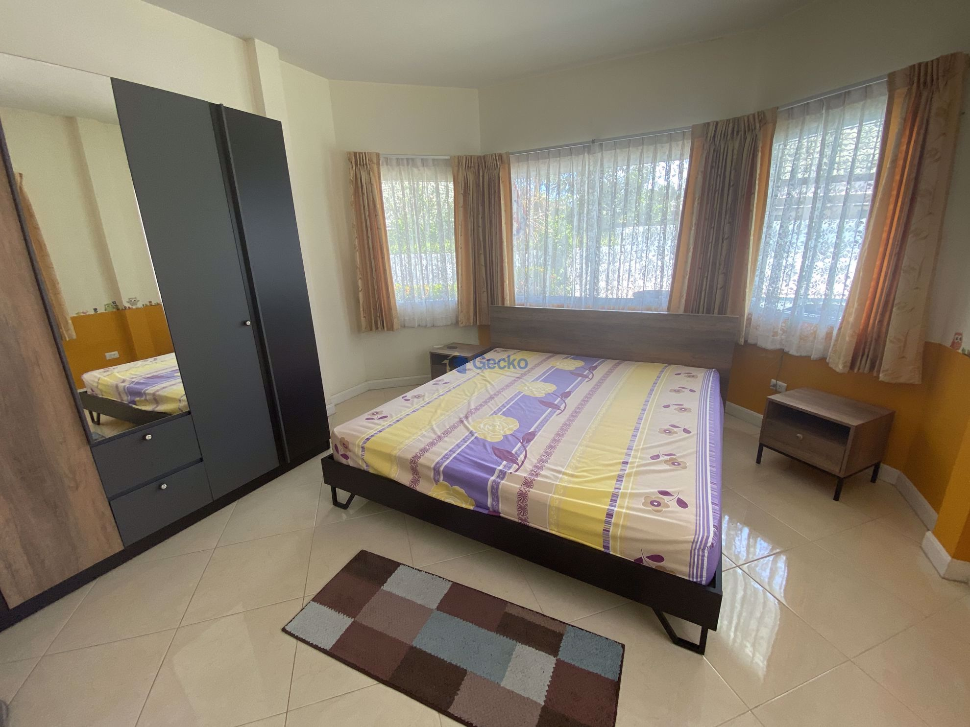 Picture of 3 Bedrooms bed in House in Green Field Villa 3 in East Pattaya H009282