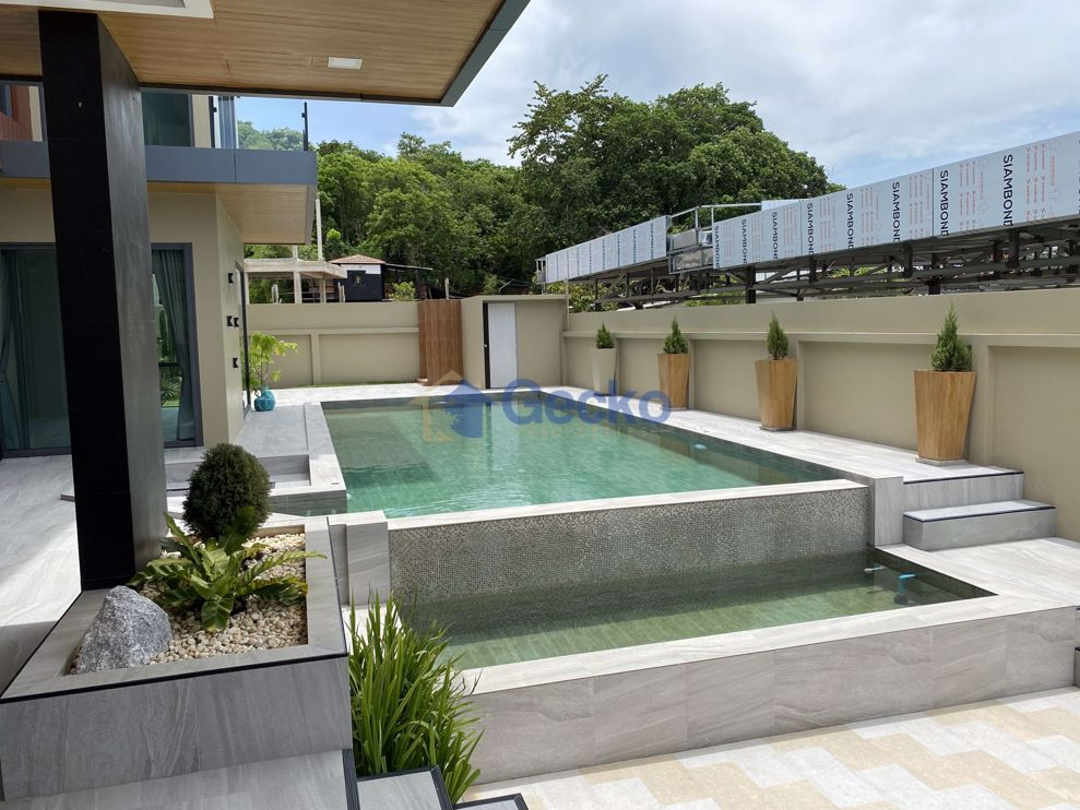 Picture of 3 Bedrooms House in M Mountain Village  East Pattaya H009283