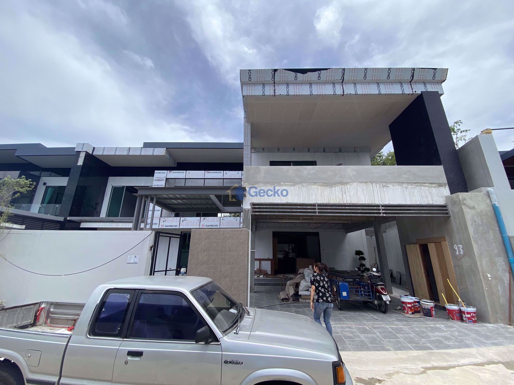 Picture of 5  Bedrooms bed in House in M Mountain Village in East Pattaya H009284