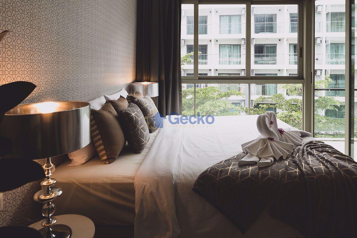 รูปภาพ 2 Bedrooms bed in Condo in Sanctuary in Wongamat C009294