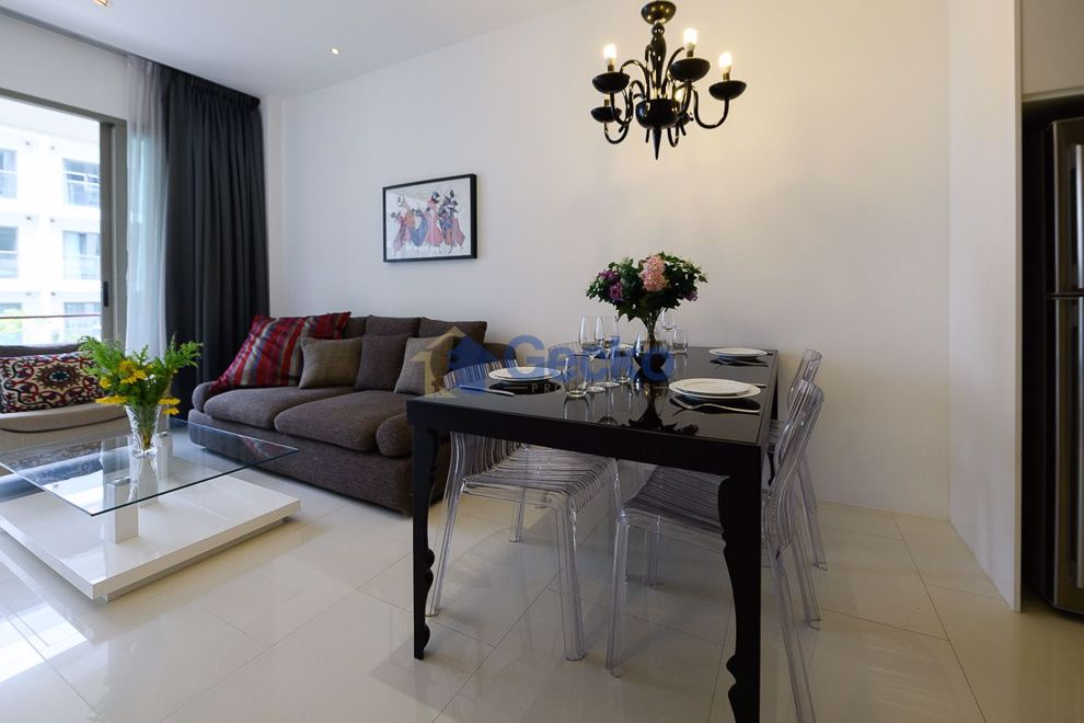 Picture of 2 Bedrooms bed in Condo in Sanctuary in Wongamat C009294