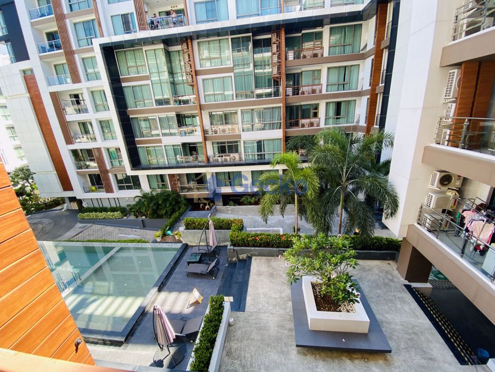 图片 1  Bedroom bed in Condo in The Urban in Central Pattaya C009306