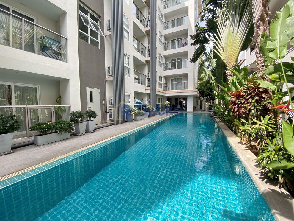 图片 2 Bedrooms bed in Condo in The Place in Pratumnak C009239