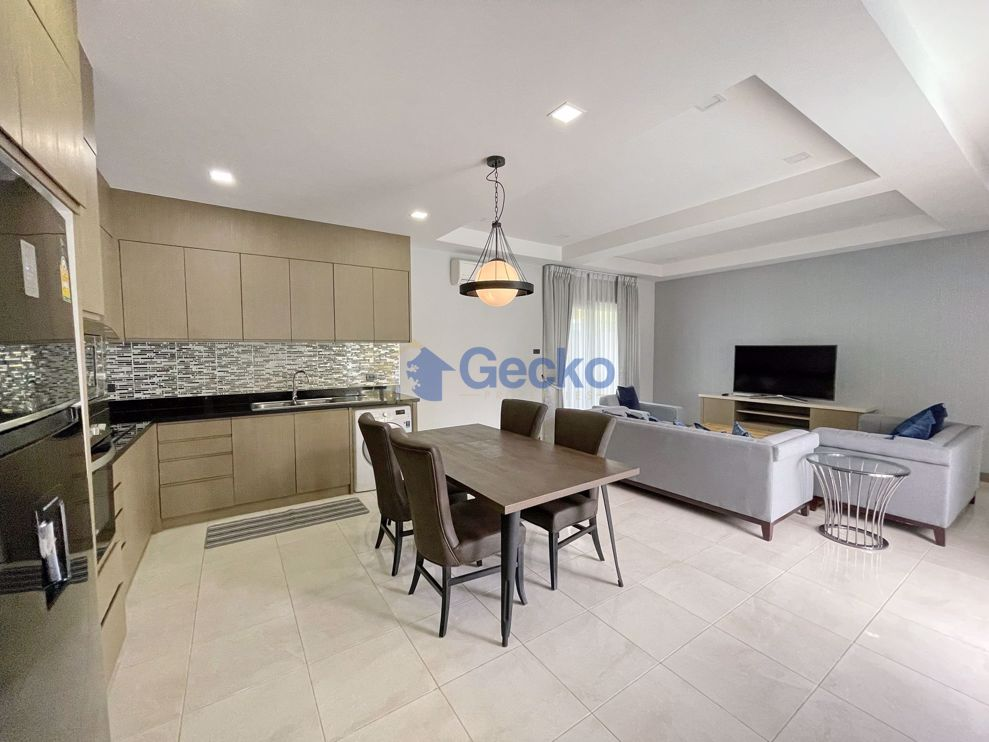 Picture of 3 Bedrooms House in Green Field Executive Homes  East Pattaya H009481
