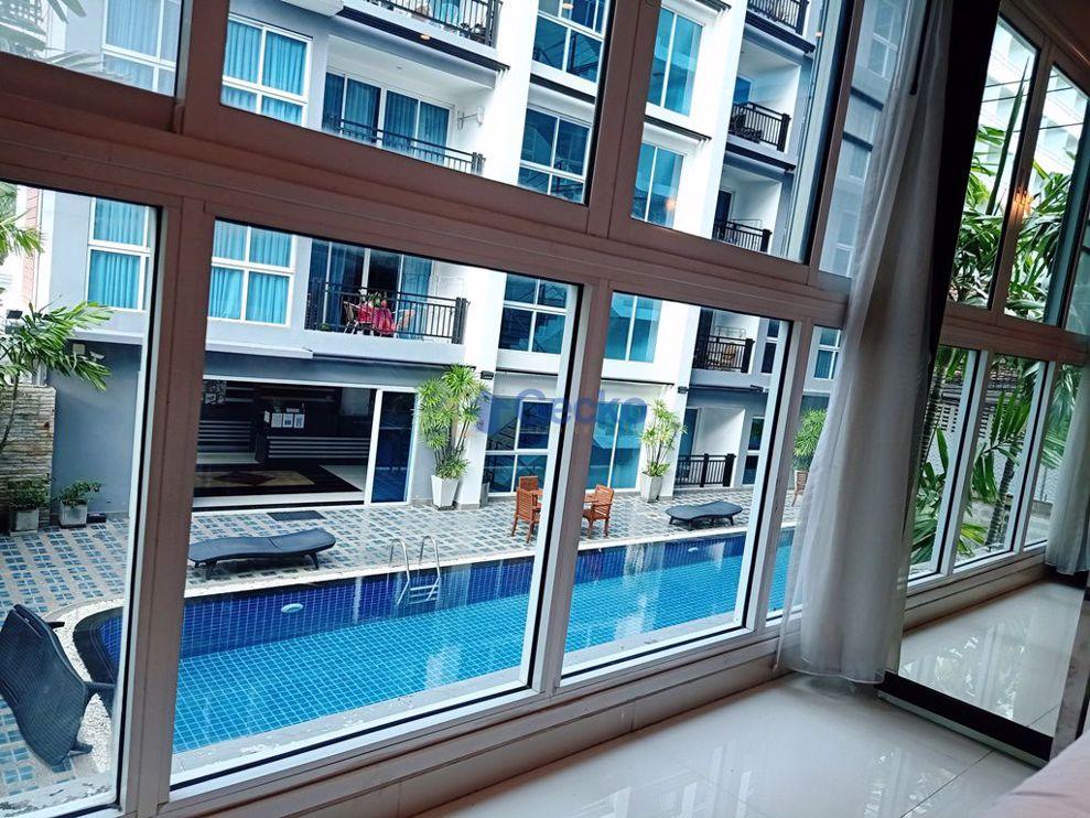 图片 1  卧室 Condo in Avenue Residence 中央芭堤雅 C009393