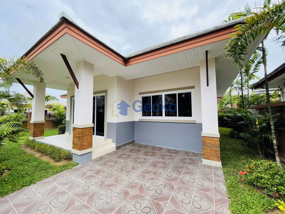Picture of 3 Bedrooms House in Dusit Pattaya Park  Huay Yai H009496
