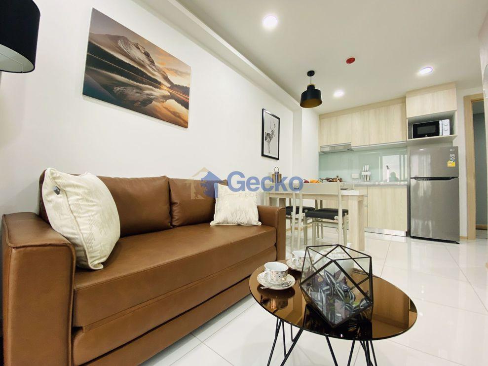 รูปภาพ 1 ห้องนอน คอนโดมิเนี่ยม in Mirage Bang Saray บางเสร่ C009505