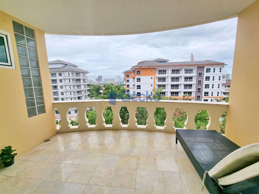 图片 5  卧室 Condo in The Bay View Condominium 1 帕塔纳克山 C009508
