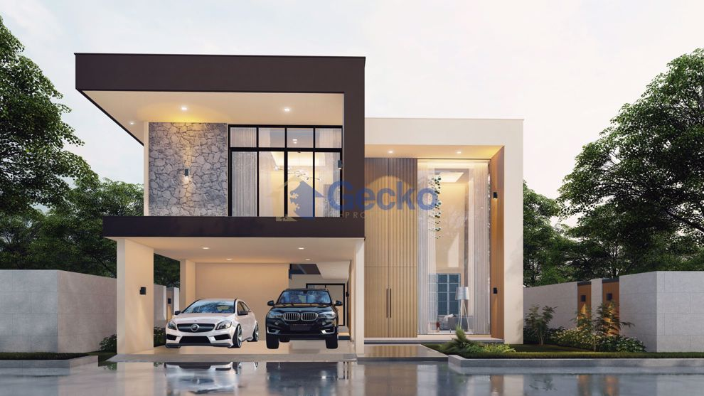 Picture of 4 Bedrooms House in Astro Hill Pattaya  East Pattaya H009533