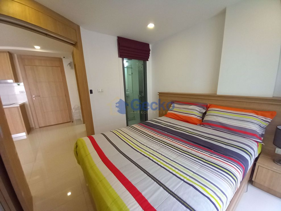 รูปภาพ 1 ห้องนอน คอนโดมิเนี่ยม in City Garden Pratumnak พระตำหนัก C009536