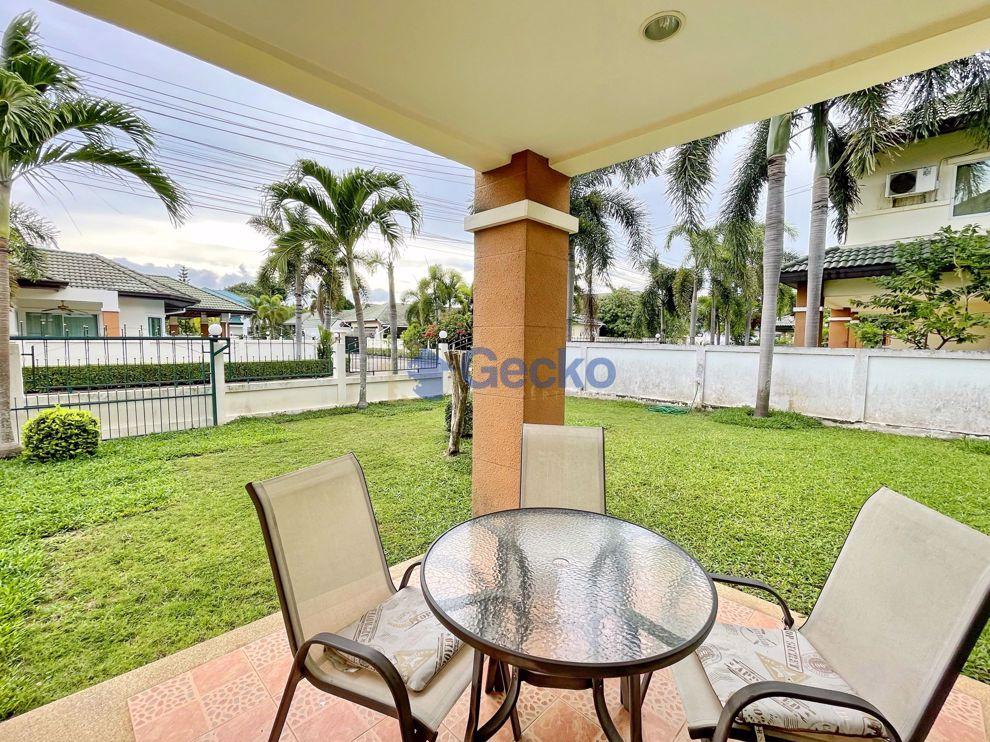 图片 3  卧室 House in Green Field Villa 1  东芭堤雅 H009547