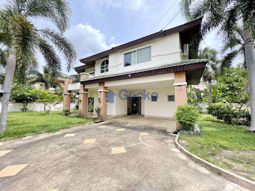 图片 3  卧室 House in Green Field Villa 1  东芭堤雅 H009551