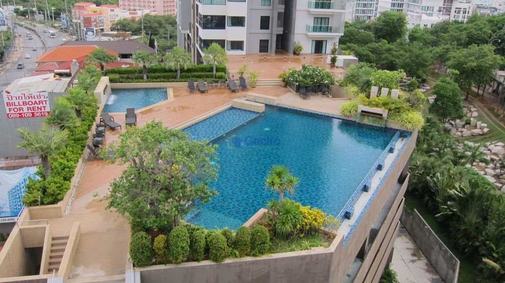 Picture of 1 Bedroom Condo in The Axis  South Pattaya C009565