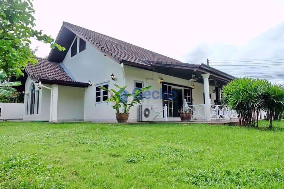 图片 3  卧室 House in Pattaya Land & House  东芭堤雅 H009579