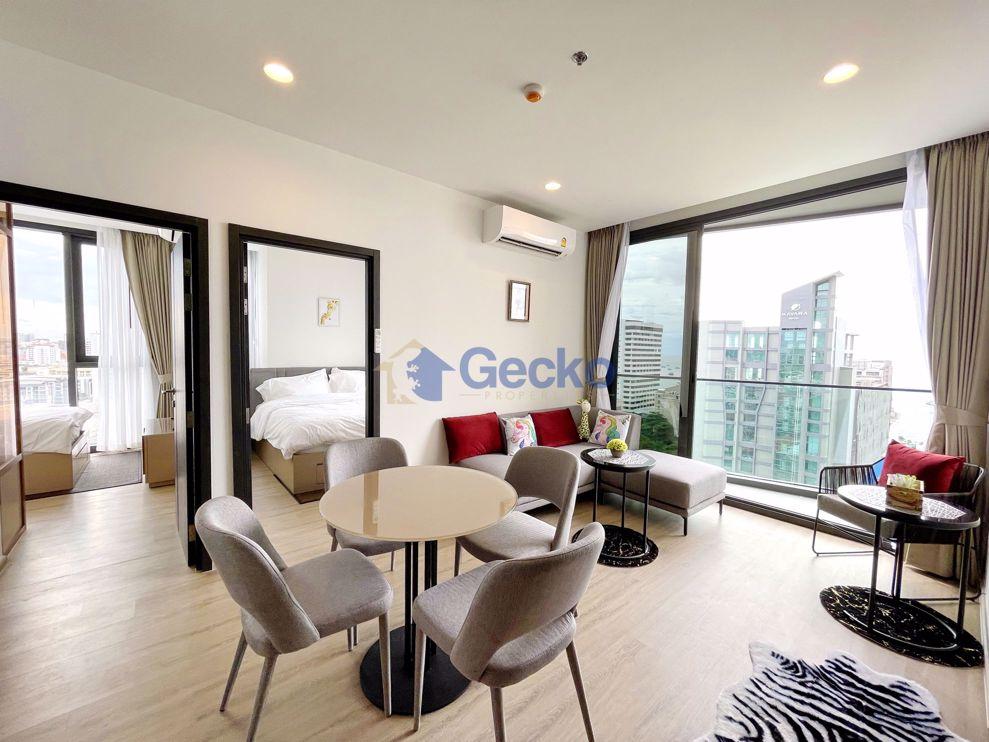 รูปภาพ 2 ห้องนอน คอนโดมิเนี่ยม in EDGE Central Pattaya พัทยากลาง C009583